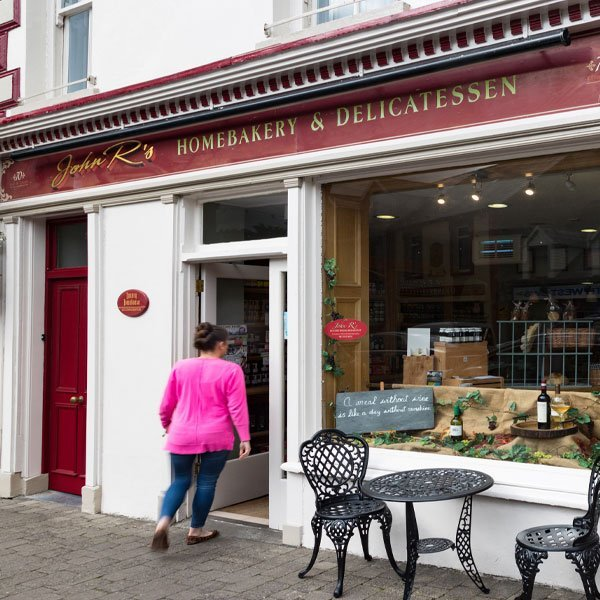 John Rs foodhall and guesthouse Listowel