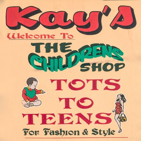 Kays Childrens Shop Listowel