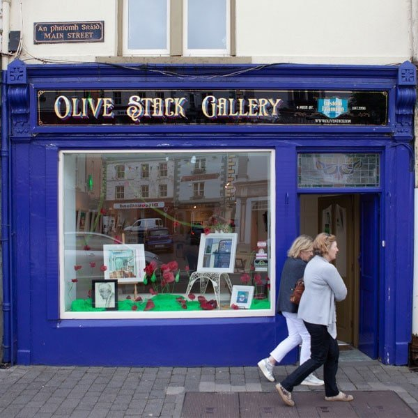 Olive Stack Gallery