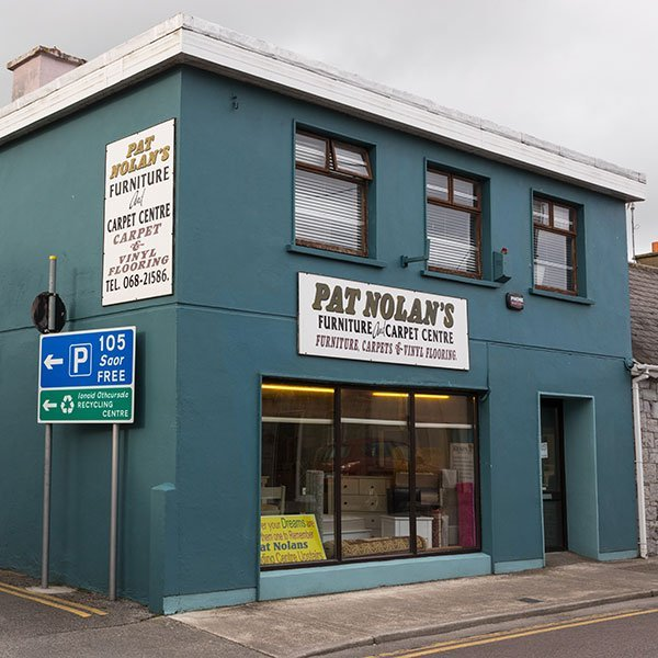 Pat Nolan Furniture and Carpets