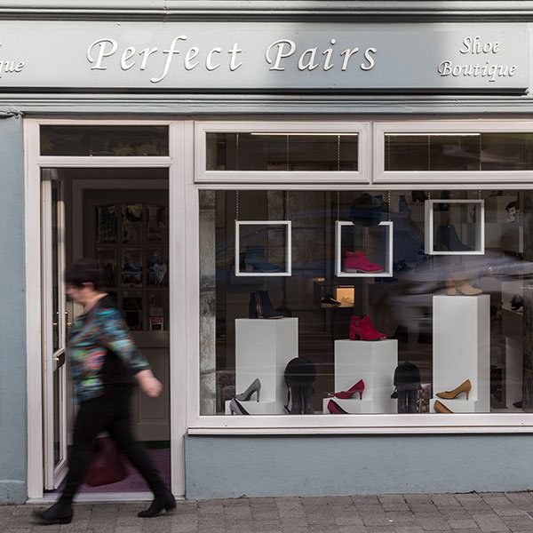 Perfect Pairs Shoe Store