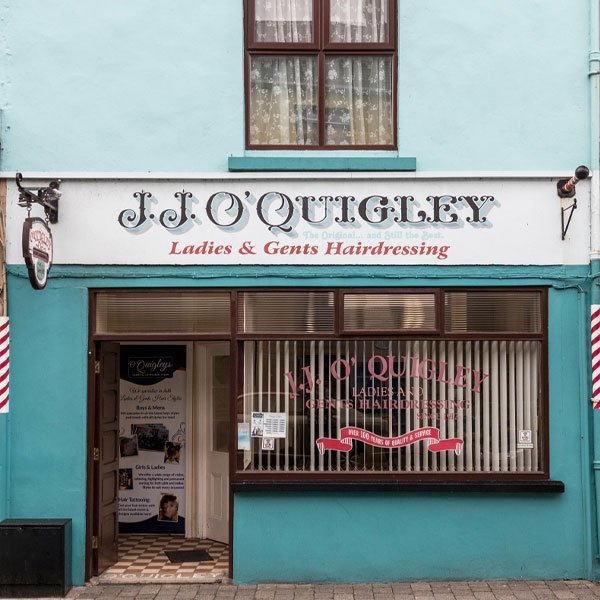J J O'Quigley Ladies and Gents Hairdressing Listowel