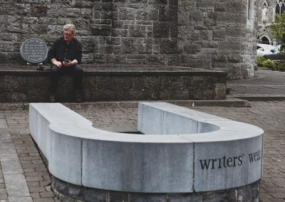 The-writers-well-Listowel-Square