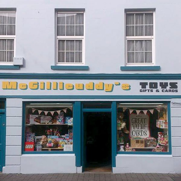 McGillicuddys Toystore