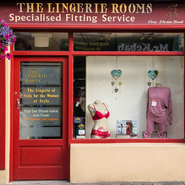 The Lingerie Rooms