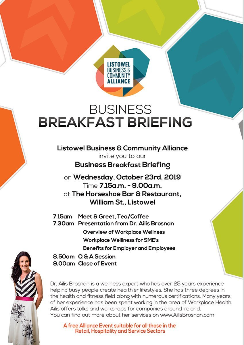 Chamber Breakfast Briefing