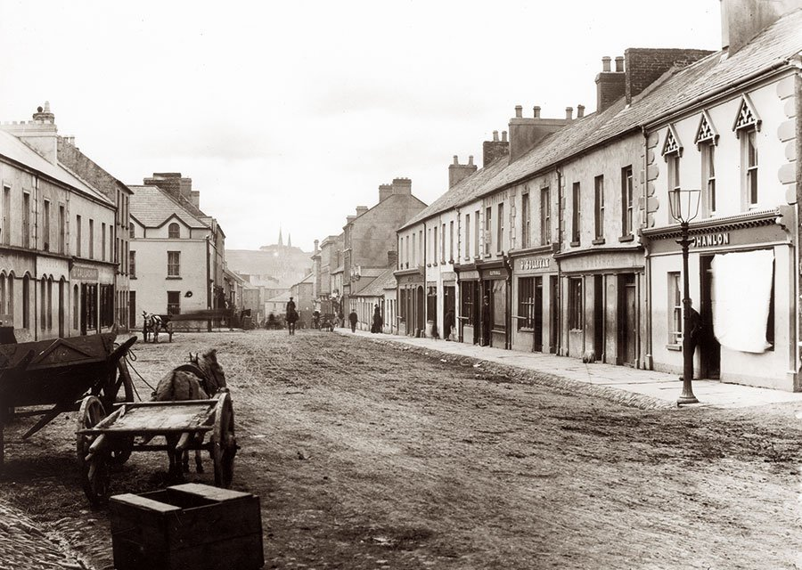 Upper-William-Street-Listowel-Historic